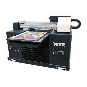 ពហុមុខងារ a3 uv dtg printer ជាមួយវិញ្ញាបនបត្រ ce